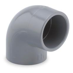 Codo PVC 90 Hembra - Hembra