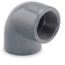 Codo PVC 90 Mixto R / Hembra