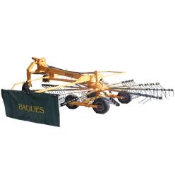 Rastrillos 1 Rotor BAGUES