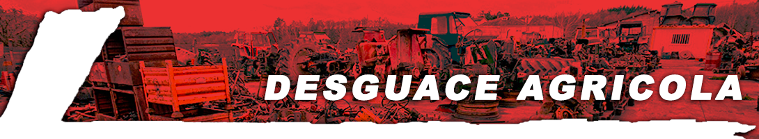 Desguace Agricola